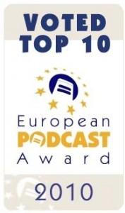 Top 10 del podcast awards