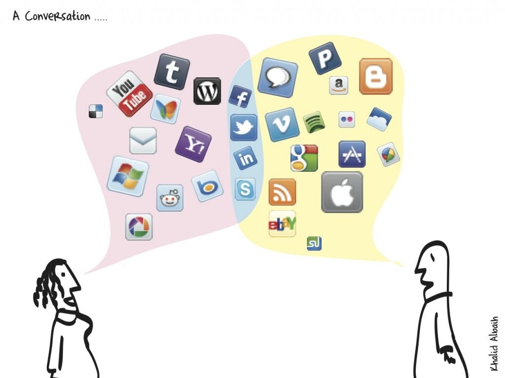 Conversación Redes Sociales