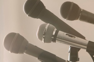 Multiple Microphones