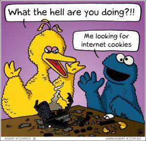 ley cookies humor