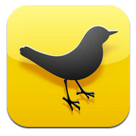 Tweetdeck iPhone Icon
