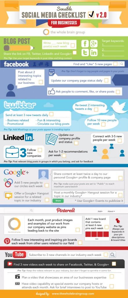 qué hacer en las redes sociales