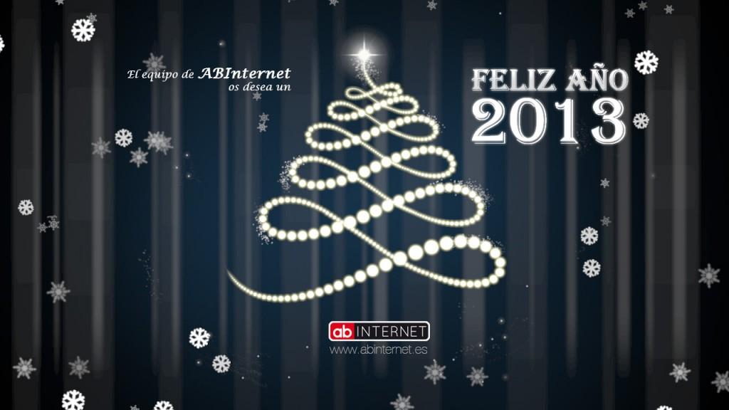 Felicitación Navidad 2012 AB Internet